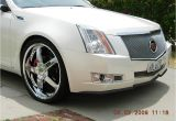 2008 Cadillac Cts Grill Another Cadillacon22ss 2008 Cadillac Cts Post 1950204 by