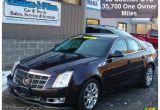 2008 Cadillac Cts4 2008 Cadillac Cts 4 Awd Sedan In Black Cherry 156027