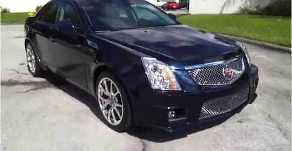 2008 Cadillac Cts4 for Sale 2008 Cadillac Cts 4 Youtube