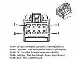 2008 Chevy Colorado Stereo Wiring Diagram 2008 Chevrolet Trailblazer Radio Wiring Diagram Blog
