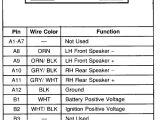 2008 Chevy Impala Radio Wiring Diagram 2008 Chevy Trailblazer Radio Wiring Diagram Data Diagram Schematic