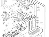 2008 Club Car Precedent Wiring Diagram 1997 Club Car Ds Battery Wiring Diagram for 48 Volts Wiring