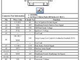 2008 Mustang Radio Wiring Diagram 2008 Chevrolet Trailblazer Radio Wiring Diagram Blog