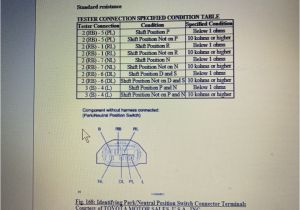 2008 toyota Tundra Fog Light Wiring Diagram 2008 toyota Tundra 5 7l Neutral Safety Switch Wiring