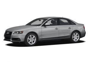 2009 Audi A4 0-60 2010 Audi A4 Information