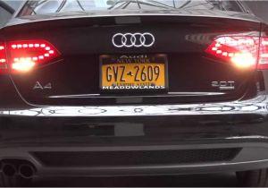 2009 Audi A4 B8 Led Headlights Audi A4 B8 Sedan Led Przera Bka A Wiatea Kierunku Z Usa Na Europejskie