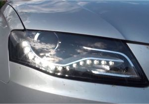 2009 Audi A4 B8 Led Headlights Change or Remove Headlights On A Audi A4 B8 Youtube