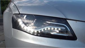 2009 Audi A4 Headlights Change or Remove Headlights On A Audi A4 B8 Youtube