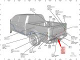 2010 ford F150 Trailer Wiring Harness Diagram 15 2010 ford F150 Truck Bed Parts Diagram Truck Diagram