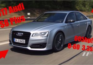 2011 Audi A8 0-60 Audi A8 0 60 Unique 2017 Audi S8 Plus 605 Hp 0 60 3 3sec
