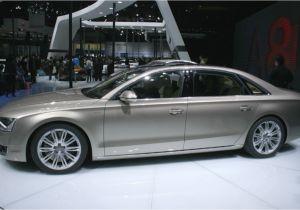 2011 Audi A8 0-60 First Look 2011 Audi A8 L Motor Trend