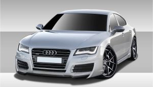 2012 Audi A7 Body Kit Audi A7 Full Body Kits Audi A7 5 Pc Full Body Kit 12 13 14 15