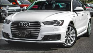 2013 Audi A6 Engine 3.0 L V6 3.0 T Premium 2016 Used Audi A6 4dr Sedan Quattro 3 0t Premium Plus at Alm
