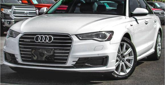 2013 Audi A6 Engine 3.0 L V6 3.0 T Premium 2016 Used Audi A6 4dr Sedan Quattro 3 0t Premium Plus at Alm