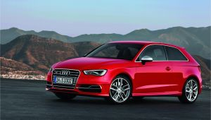 2013 Audi S3 0-60 2013 Audi S3 top Speed