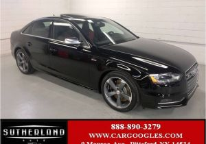 2013 Audi Sedan Models 2014 Used Audi S4 4dr Sedan Manual Premium Plus at Sutherland