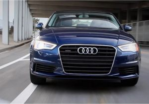 2013 Audi Sedan Models 2016 Audi A3 Review and Road Test Youtube