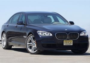 2013 Bmw 750 for Sale 2013 Bmw 750li W Video Autoblog