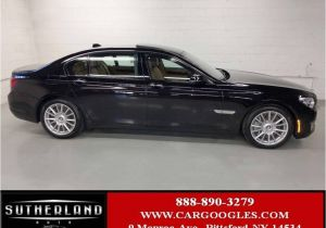 2013 Bmw 750 for Sale 2014 Used Bmw 7 Series 750li Xdrive at Sutherland Service Center