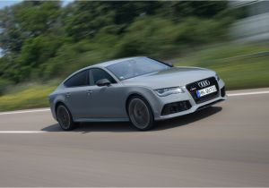 2014 Audi S7 0-60 2014 Audi Rs7 Sportback First Drive Review Car and Driver