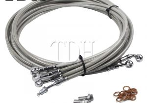 2014 Street Glide Throttle by Wire Diagram Motorcycle Chrome 10 12 Handlebar Cable Brake Clutch Line