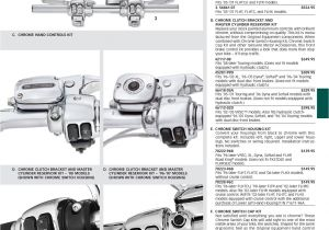 2014 Street Glide Throttle by Wire Diagram Part 2 Harley Davidson Parts and Accessories Catalog by