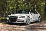 2015 Audi A8 Quattro Msrp 2014 Audi A8l Tdi Diesel Test Review Car and Driver