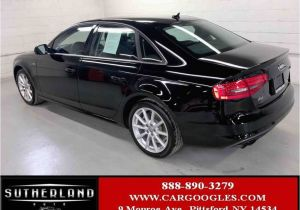 2015 Audi A8 Quattro Msrp 2015 Used Audi A4 4dr Sedan Manual Quattro 2 0t Premium at