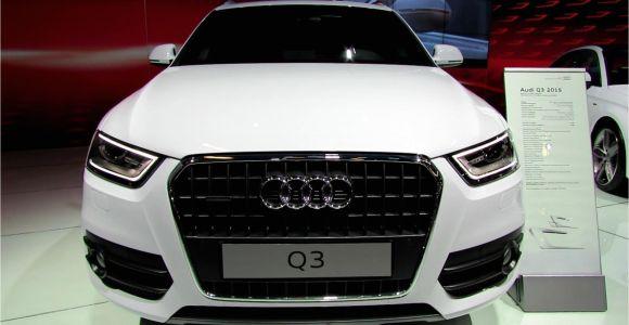2015 Audi Q3 Colors 2015 Audi Q3 Tfsi Quattro Exterior and Interior Walkaround 2014