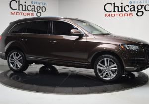2015 Audi Q7 Premium Plus Msrp Vehicle Details 2013 Audi Q7 at Greater Chicago Motors Chicago