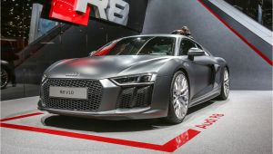 2015 Audi R8 Msrp 2017 Audi R8 First Drive Review Car and Driver