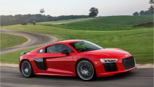 2015 Audi R8 V10 Msrp 2017 Audi R8 V10 Plus Test Review Car and Driver