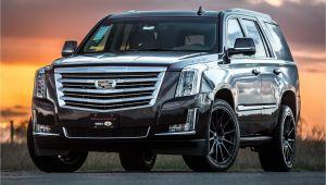2015 Cadillac Escalade Esv 2015 2018 Cadillac Escalade Hennessey Performance