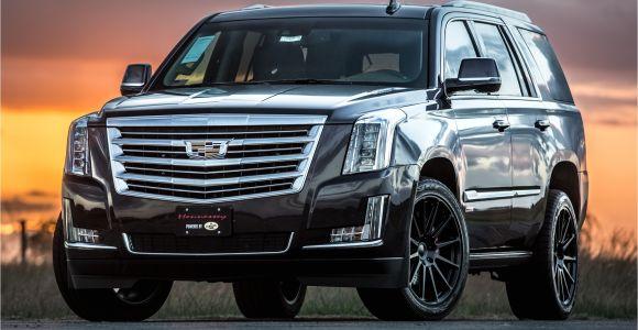 2015 Cadillac Escalade Ext 2015 2018 Cadillac Escalade Hennessey Performance