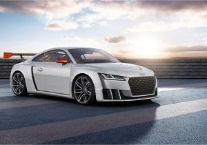 2016 Audi A7 Body Kit 2016 Audi Tt Clubsport Turbo Concept News and Information Research