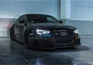 2016 Audi A7 Body Kit Audi A5 S5 Rs5 8t B8 Sr66 Wide Body Kit Automobiles Pinterest