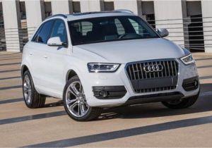 2016 Audi Q3 Gas Mileage 2015 Audi Q3 Information and Photos Zombiedrive