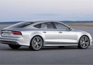 2016 Audi S7 Msrp Audi S7 Msrp Awesome 2015 Audi A7 S7 Sportback New Entry Model