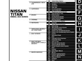 2017 Nissan Titan Wiring Diagram 2011 Nissan Titan Service Repair Manual