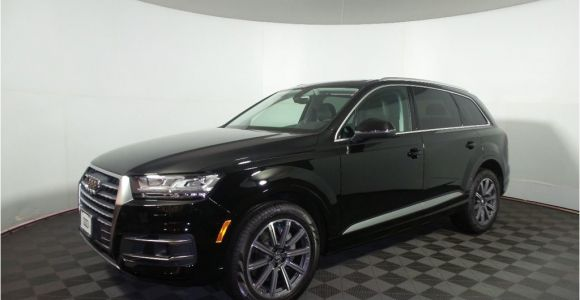 2018 Audi 3rd Row 2018 New Audi Q7 3 0 Tfsi Premium Plus at Inskip S Warwick Auto Mall