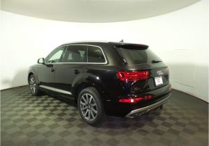 2018 Audi 3rd Row Suv 2018 New Audi Q7 3 0 Tfsi Premium Plus at Inskip S Warwick Auto Mall