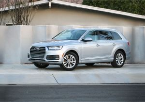 2018 Audi 3rd Row Suv Audi Q7 Reviews Audi Q7 Price Photos and Specs Car and Driver