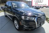 2018 Audi 3rd Row Used 2017 Audi Q7 for Sale Christiansburg Va
