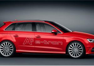 2018 Audi A3 E Tron Audi A3 E Tron Concept Nails 1 5l 100km Fuel Economy Photos