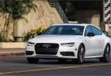 2018 Audi A7 Mpg 2018 Audi A7 In Depth Model Review Car and Driver