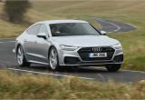 2018 Audi A7 Mpg New Audi A7 Sportback Review Carwow