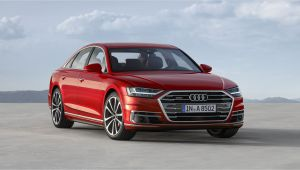 2018 Audi A8 0-60 2018 Audi A8 top Speed