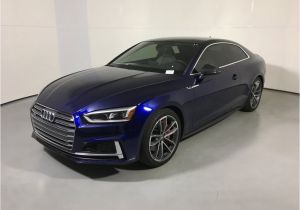 2018 Audi is5 2018 New Audi S5 Coupe 3 0 Tfsi Tiptronic at Penske Automall Az