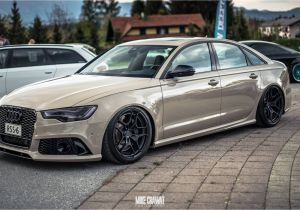 2018 Audi is6 An Audi Rs6 C7 Sedan Debuted at This Year S Worthersee tour In