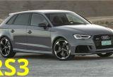 2018 Audi Rs3 Usa 2017 Audi Rs 3 Sportback 400 Hp Engine sound Youtube
